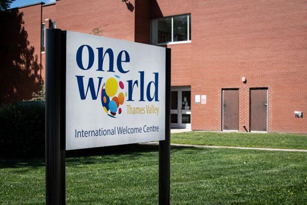 The TVDSB International Welcome Centre is a neighbourhood fixture that welcomes newly arrived students to London.